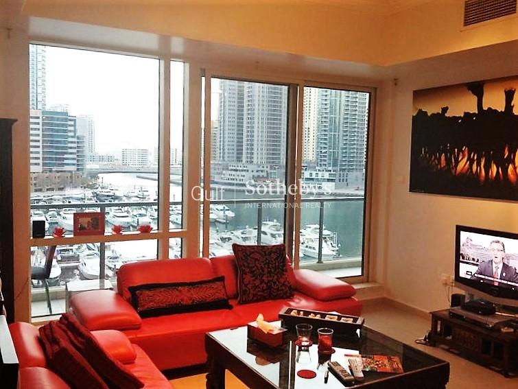 Spacious 1bed Plus Study With Full Marina View