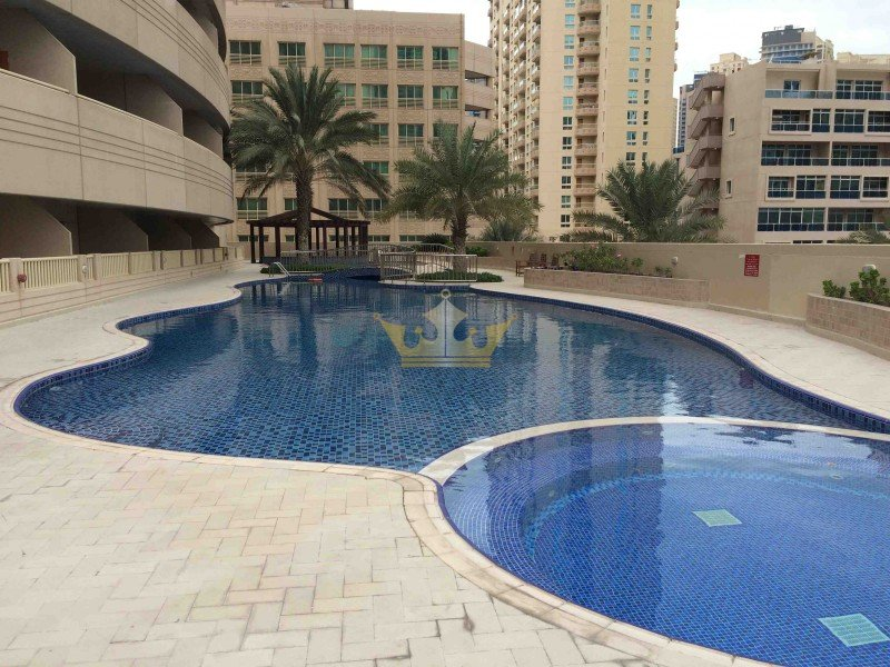 One Bedroom in 4Cheques, Chiller Free, Dubai Marina