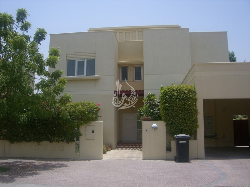 Spacious 5br Villa, Type 7 In Meadows 1 Emirates Living