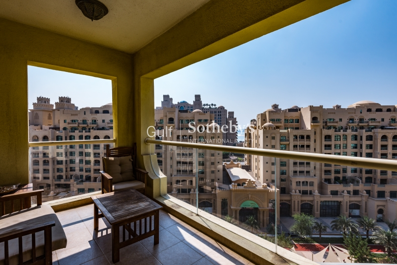 Exclusive High Floor 2 Bedroom Apartment