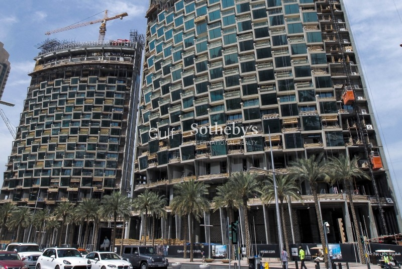 Large 1 Bed, Brand New, Burj Daman, Difc Aed 130,000 Er R 13788