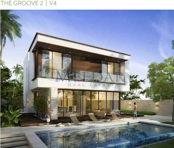 5br Villa For Sale In Akoya Park