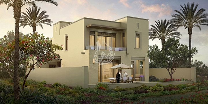 Contemporary Arabesque Style 3 BR Villa in Azalea