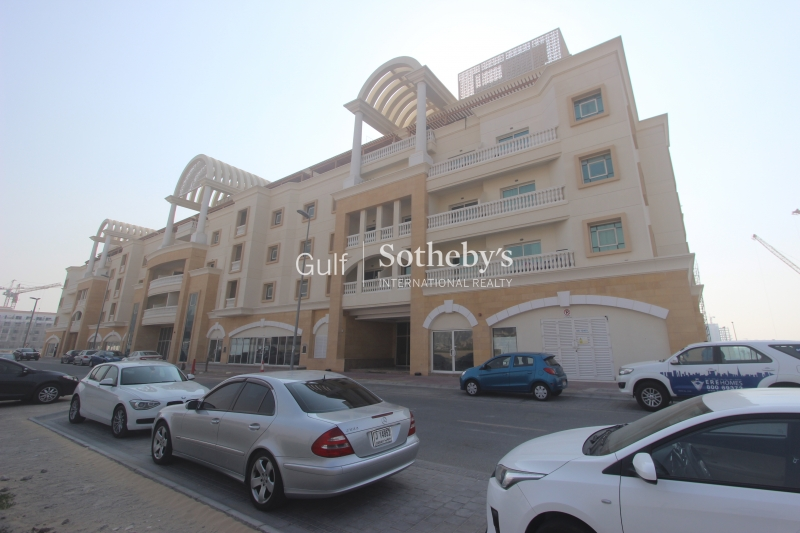 Large 1 Bedroom Flat With A Large Balcony