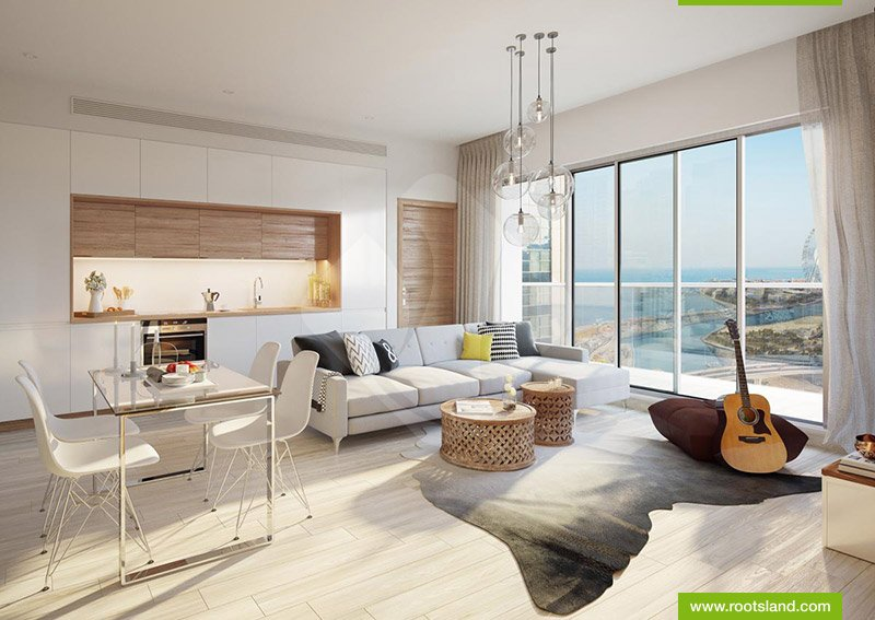 Lovely 2 Bedroom Apartment In Studio One Dubai Marina