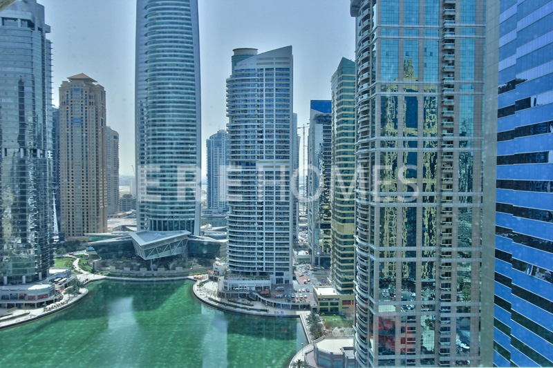 Shell And Core Office For Sale In Mazaya Business Avenue Bb1, Jlt