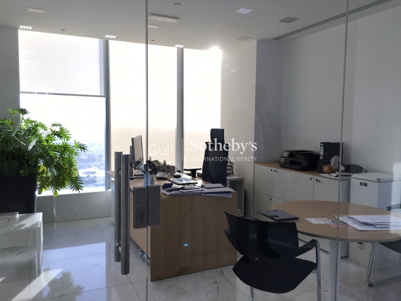 Furnished Office High Floor-Bayswater