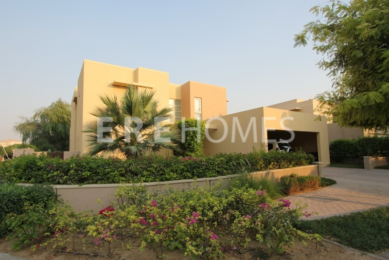 Corner Plot Saheel 5 Bedroom Type 4 Villa In Arabian Ranches-Er-S-2448