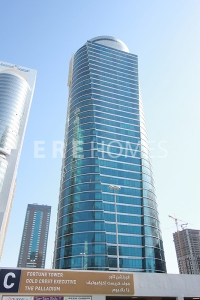 Fitted Office For Rent In Fortune Tower, Jlt Er-R-4714