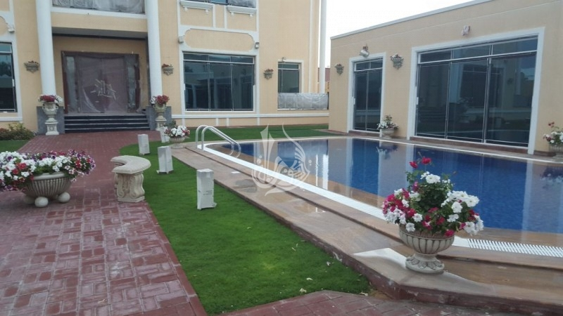 Stunning Brand New  6 BR Villa with Pool for Sale in Al Barsha 3