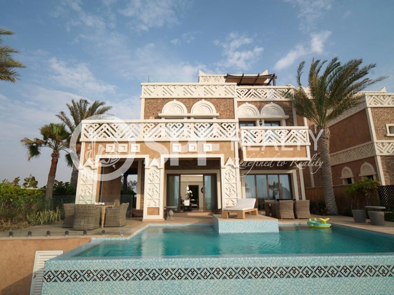 5 Bed Luxury Villa For Sale In Palm Jumeirah