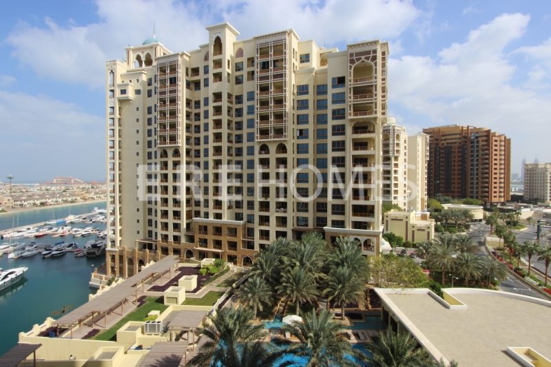 Marina Residences 5, 2br Plus M, High Floor Available Now Er R 15464