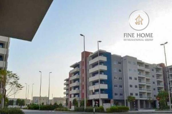 Apartment In Al Reef Down Town,abu Dhabi (Ar_5)
