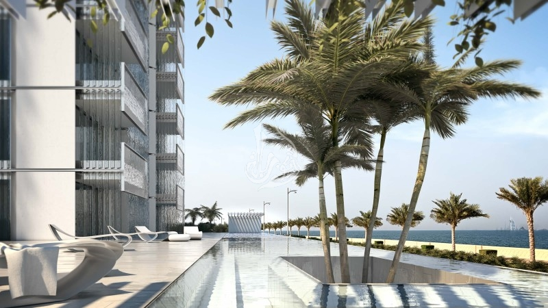 4 Br Penthouse With Palm View In Muraba Residences