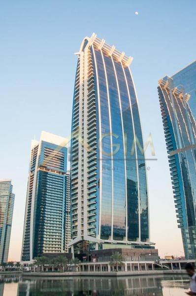 Fitted Office In Tiffany Tower, Jlt