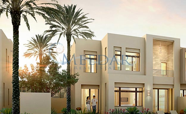 3br Villa With 4baths Available For Sale In Arabian Ranches, Mira.