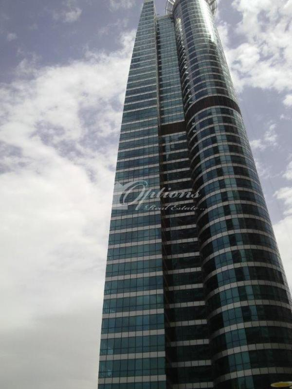 Jumeirah Bay Tower Office With Partition In Jlt