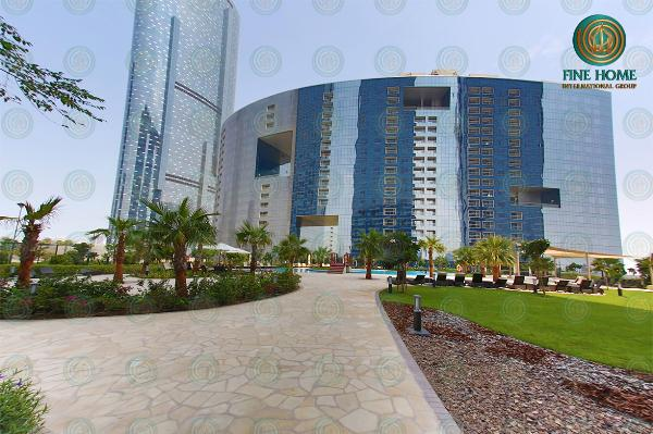 Apartment In Gate Tower, Al Reem Island (Re_594)