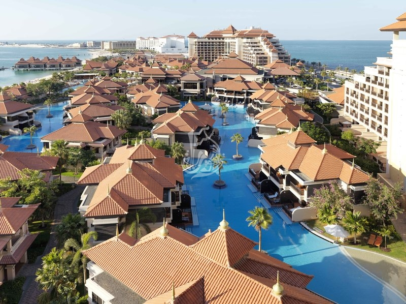 Luxurious 4 Br Apt With Penthouse View In Anantara