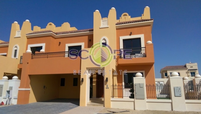 **stunning** *brand New* 5br Villa In Bloomingdale-Aed 3,997,000