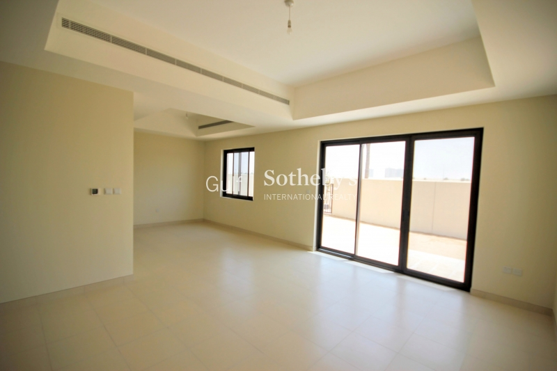 Spacious 3br Plus Maid Townhouse In Mira 4