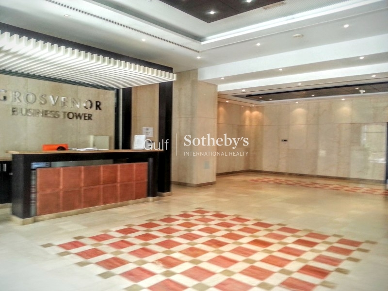 Fully-Fitted Office With Pantry In Barsha