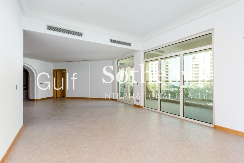 3 Bedroom Apartment Park View Unfurnished
