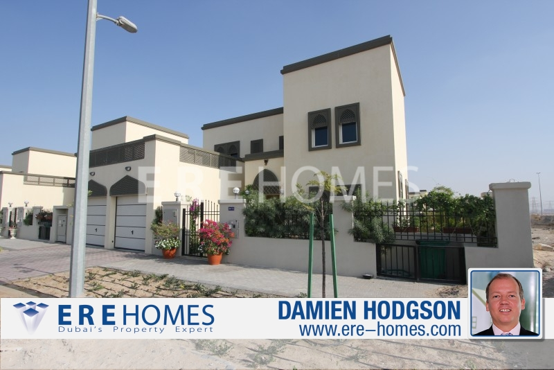 Rarely Available Four Bedroom Villa On A Corner Plot Er-S-3827