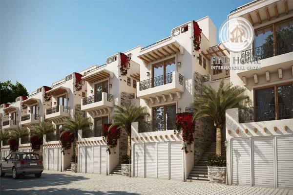 5 Villas Compound In Mohammed Bin Zayed City (Co_463)