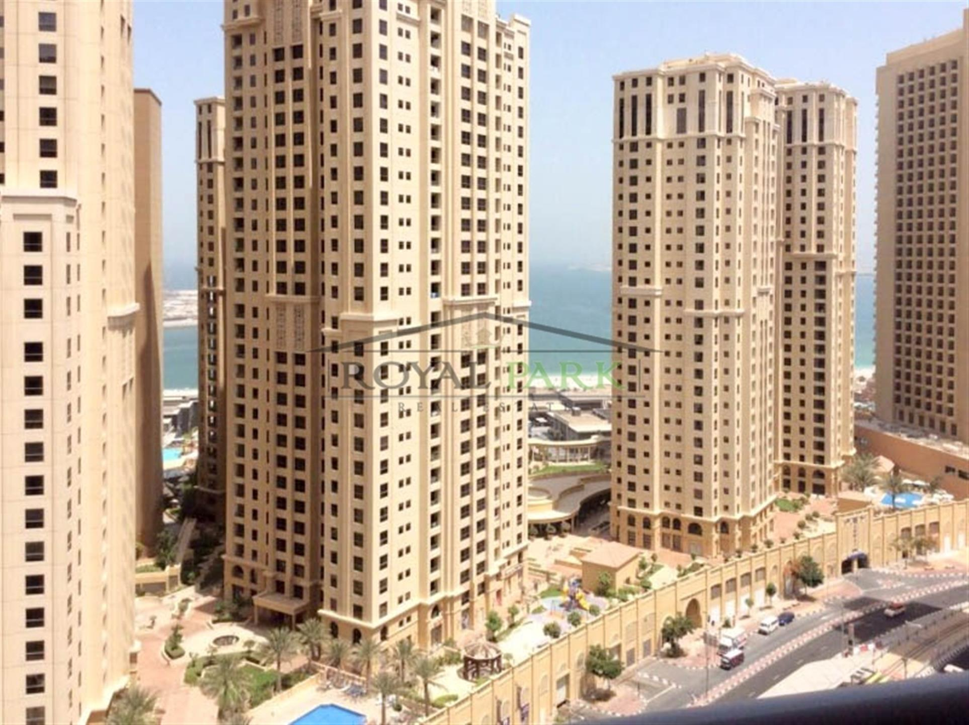 Good Deal 1 Br In Wharf Tower High Floor With Sea View For 1 Mln