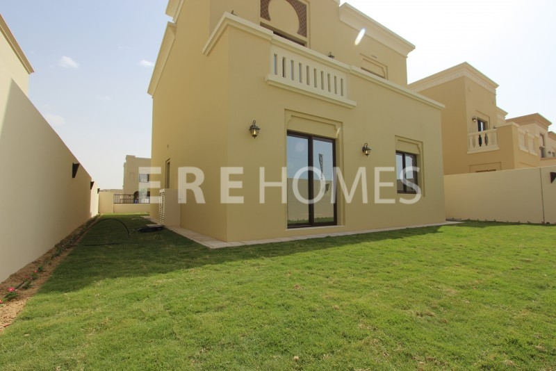 Directly Backing Pool, Corner Plot, 4 Bed, Type 6, Casa, Arabian Ranches Er R 12006