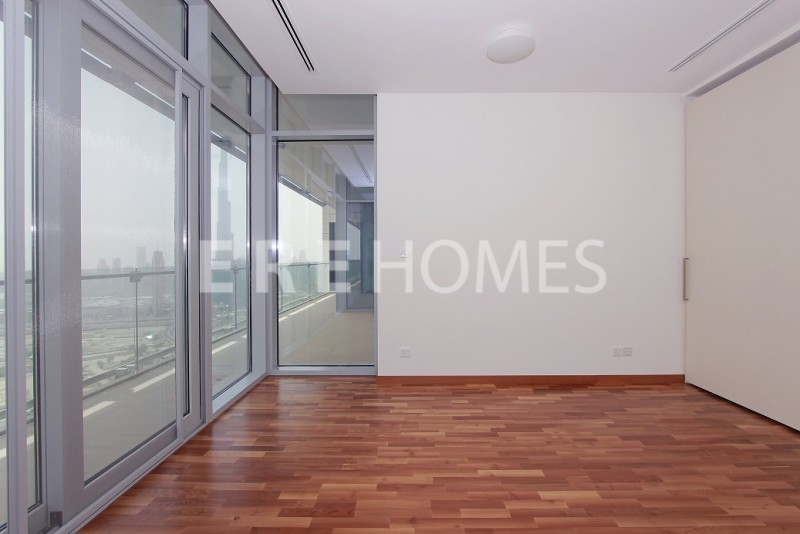 3bed + Maid-Al Fattan-Full Sea And Palm View Er S 5031