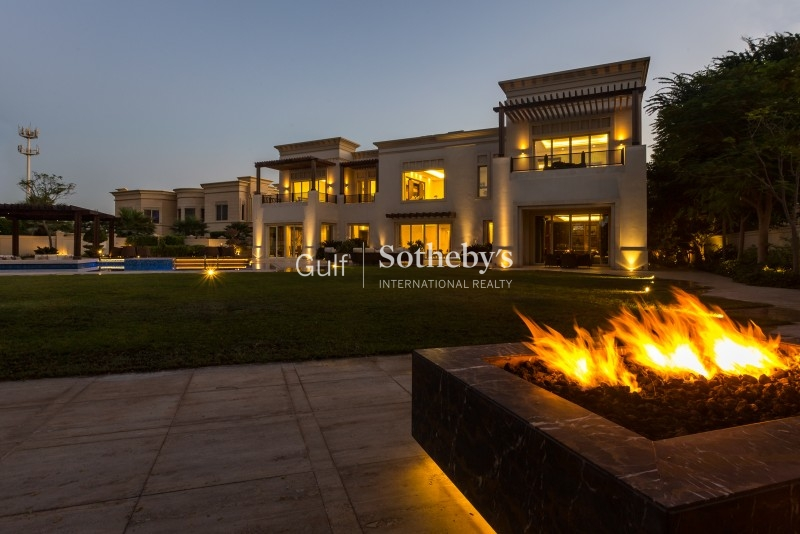 Stunning Contemporary Mansion Emirates Hills