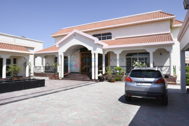 Spacious and Tranquil Villa for Sale in Nad Al Hamar
