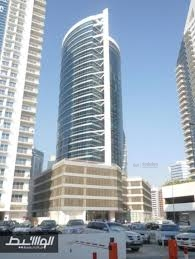 Shell And Core Office High Floor Lake View Silver Tower Jlt Er R12911