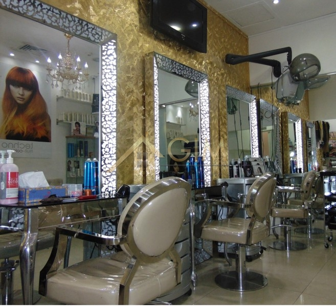 High Profitable Beauty Salon In Great Location,deira