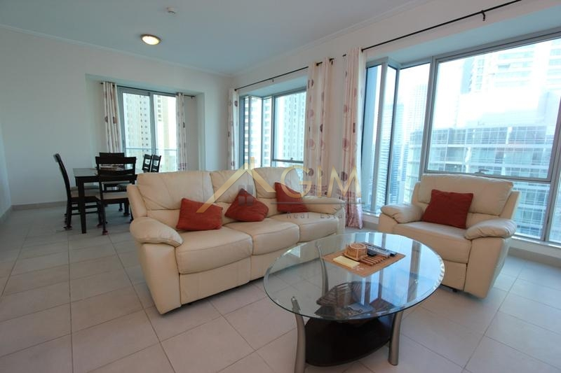 Fully Furnished 2br In Paloma, Marina Promenade, Dm
