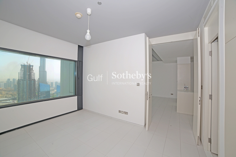 Difc-Index Tower-High Floor-1br