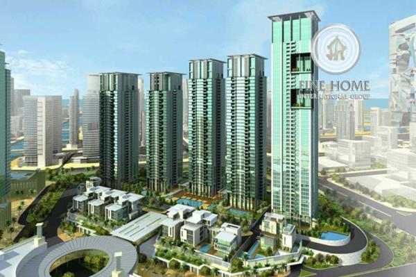 Apartment In Marina Blue, Al Reem Island