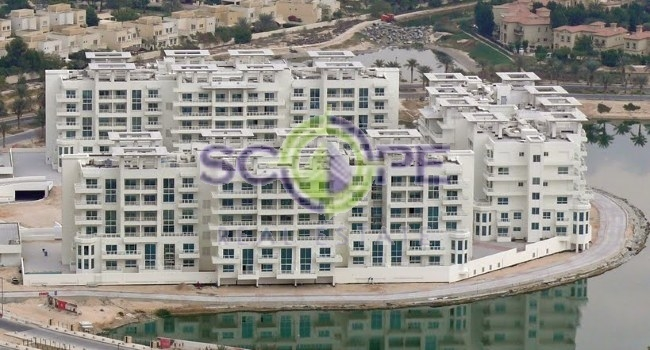 Jumeirah Heights 3 Bedroom Duplex For Rent With Lake View