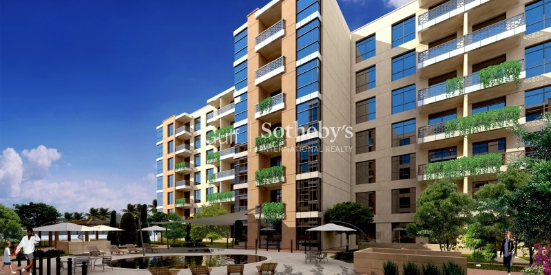 Eco-Friendly Arjan Apartments For Sale