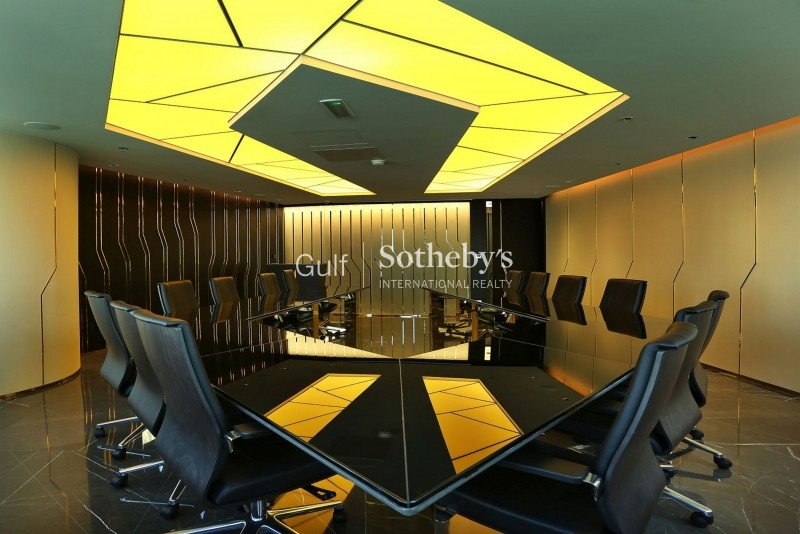Luxury Half Floor Fully Fitted Office In Jlt