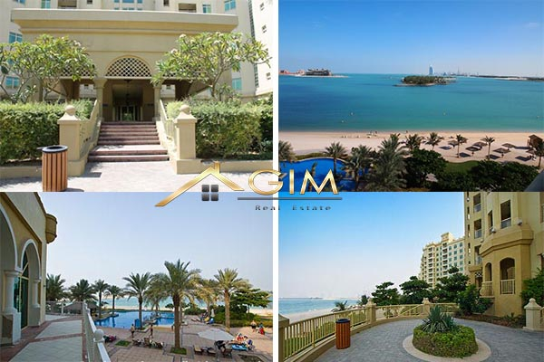 Clubhouse/beach Access 3br,type C In Shorelines,palm Jumeirah