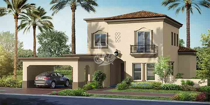 7 BR Villa for Sale in Aseel Villas Arabian Ranches