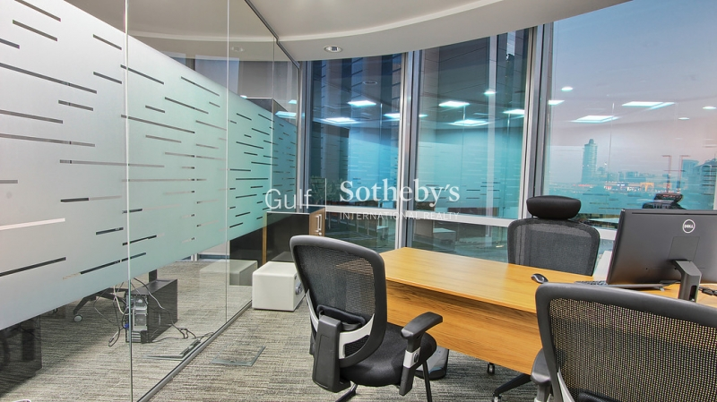 Difc-Small Fitted And Furnished Office