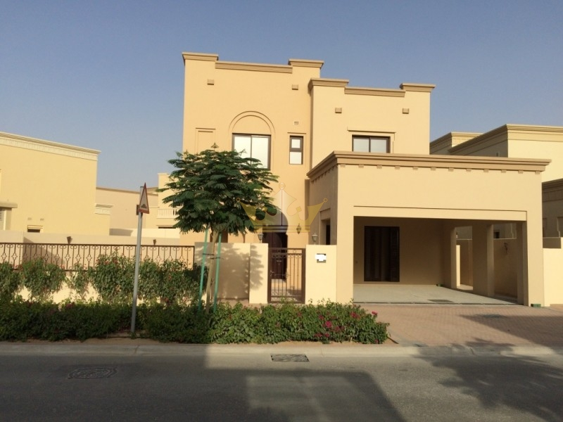Arabian Ranches Casa Villa 4bedrooms+Maid's
