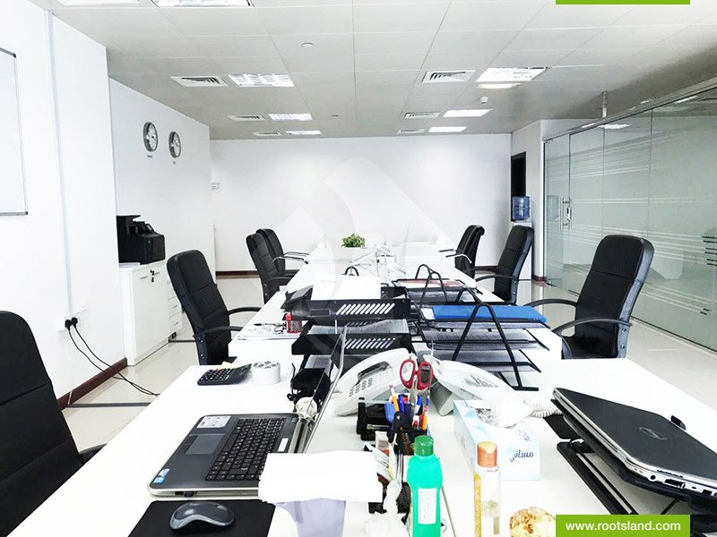 Fully Furnished, Vacant Office Space for Sale in JLT