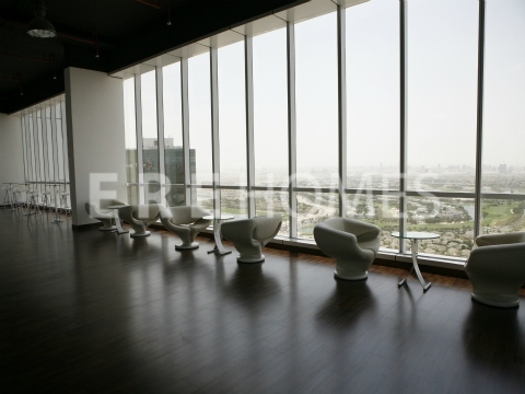 Fully Fitted Office For Rent In Jumeirah Business Center 5, Cluster W, Jlt Er R 13795