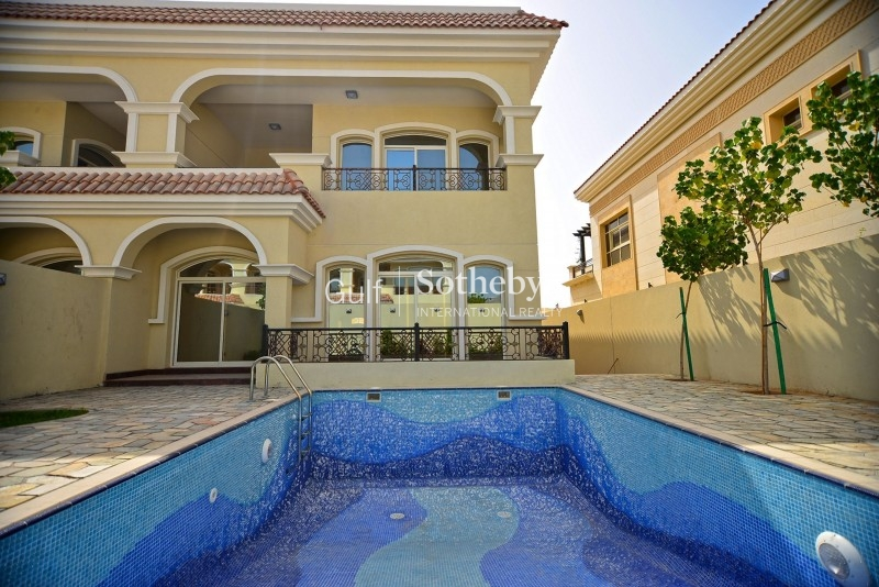 5br Family Villa Verve Compound With Pool