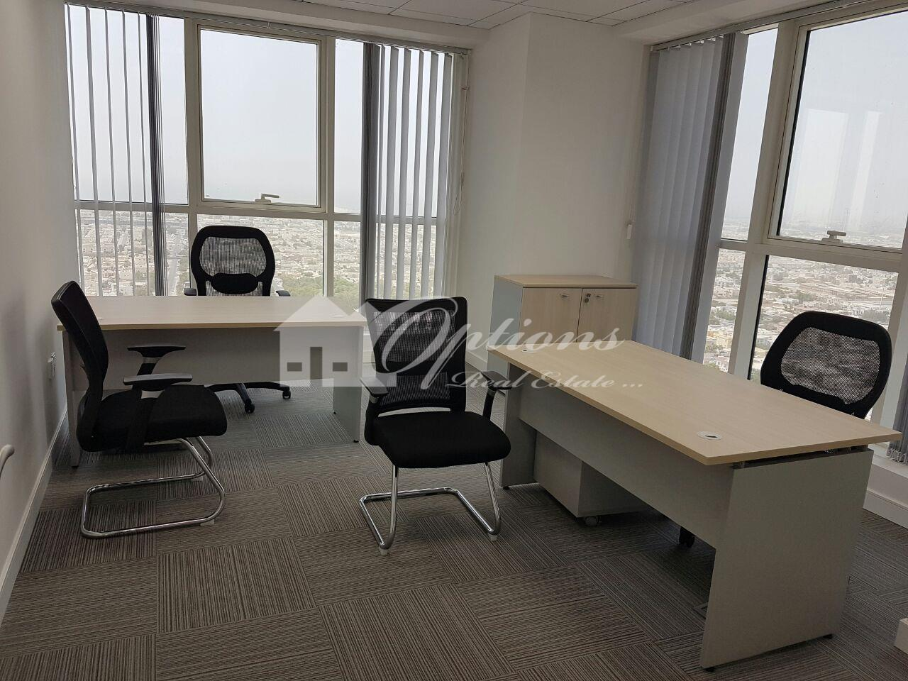 Direct Access To Metro Serviced Offices In Barsha Heights